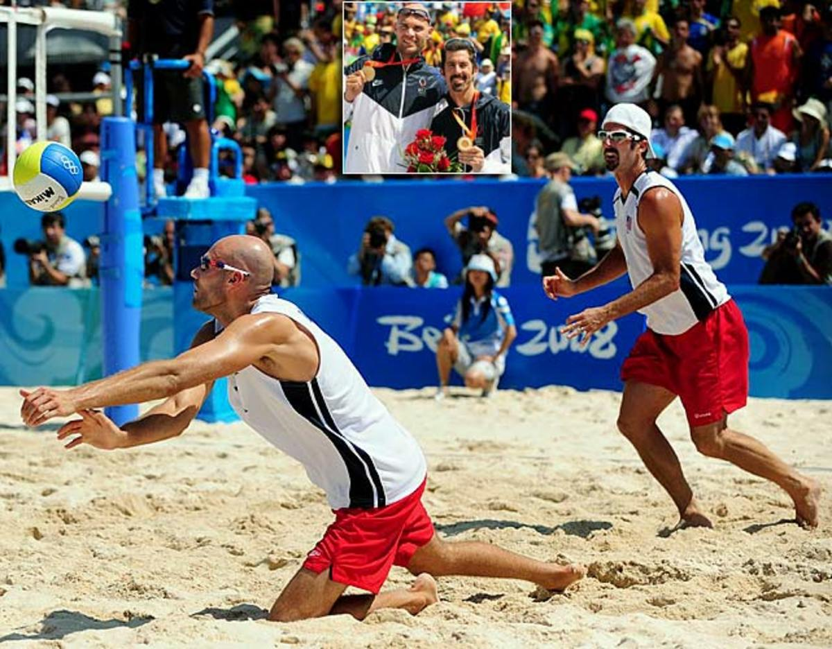 Phil Dalhausser and <br> Todd Rogers