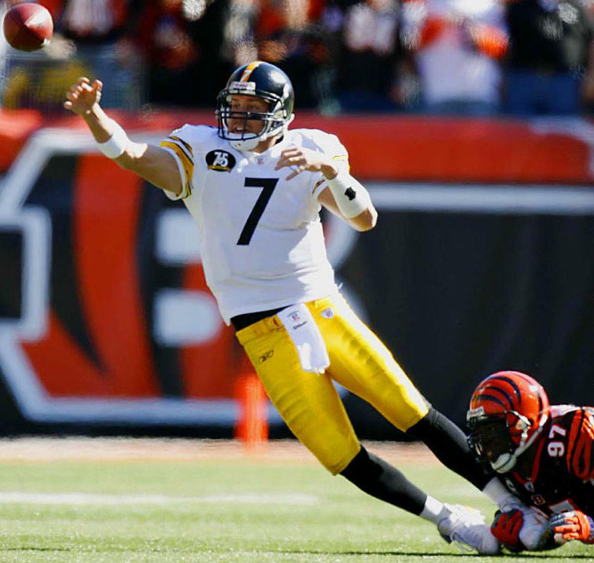 Steelers 24, Bengals 13