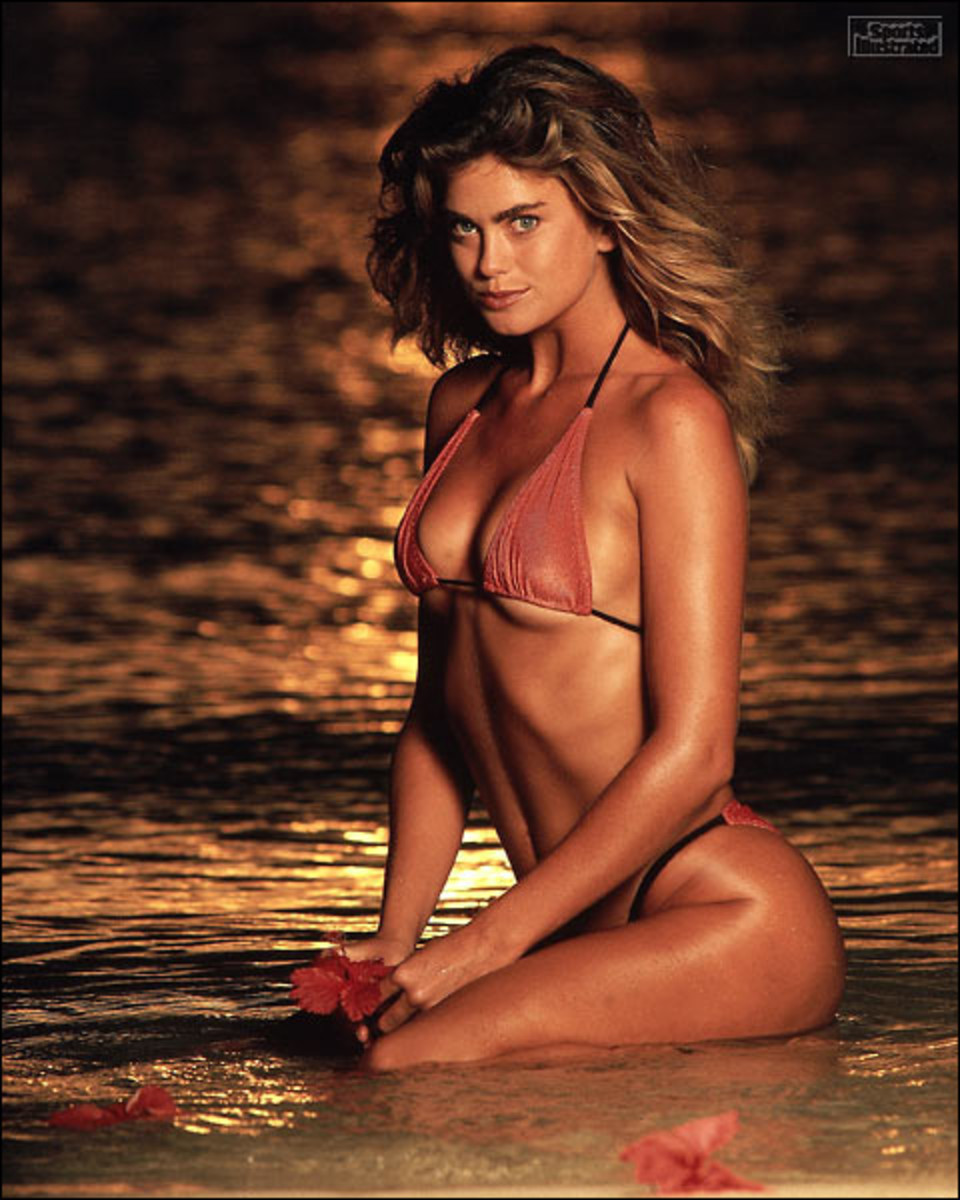 Sports illustrated swimsuit issue cover models then and now