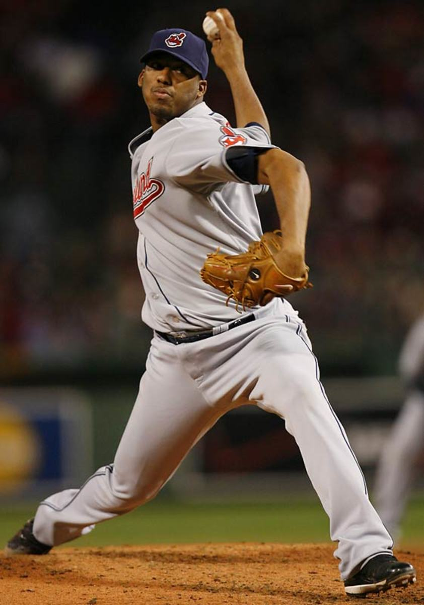 Indians put Fausto Carmona in the rotation