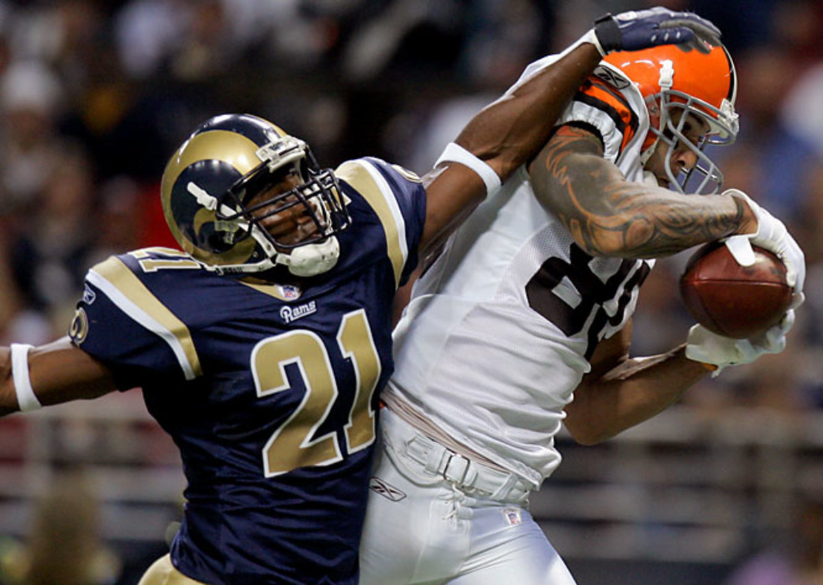 Browns 27, Rams 20
