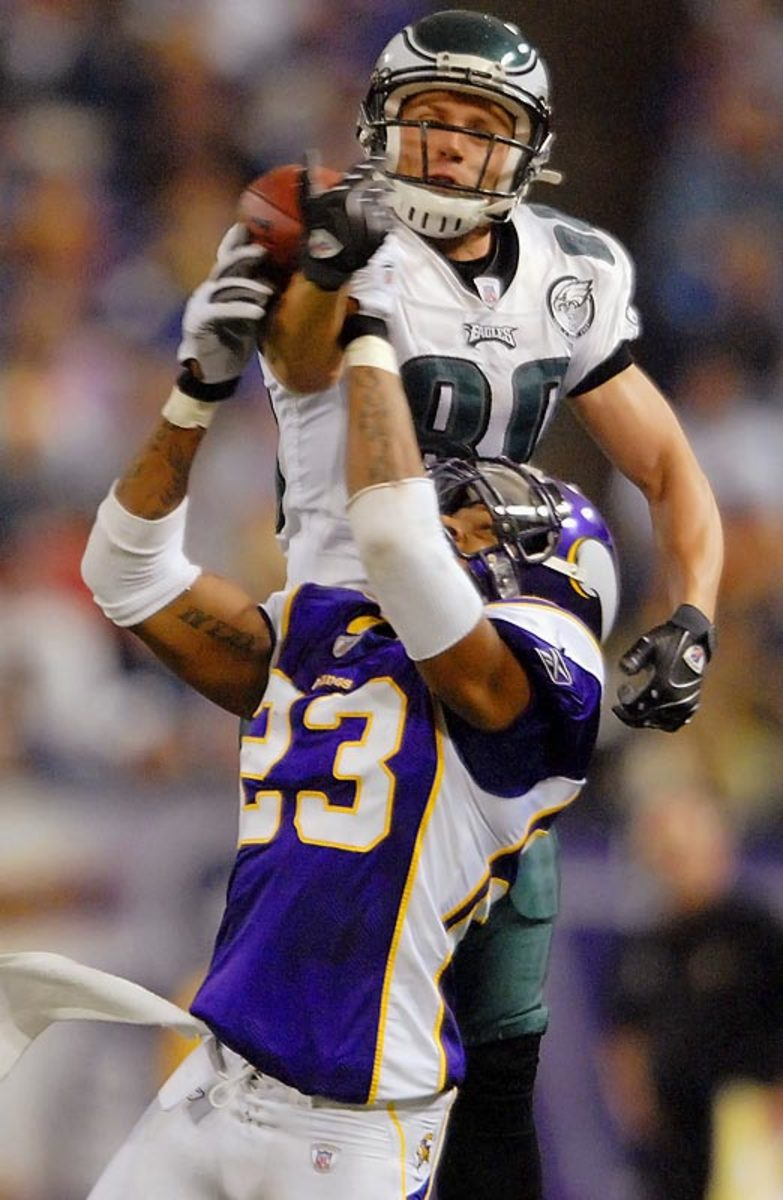 Eagles 23, Vikings 16