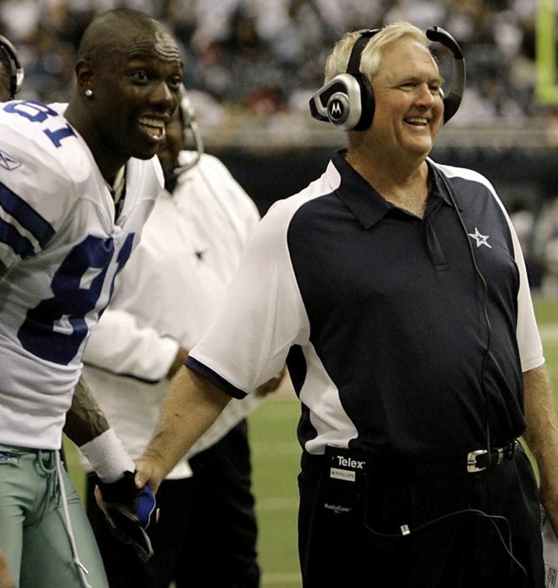 Cowboys hire Wade Phillips and Jason Garrett