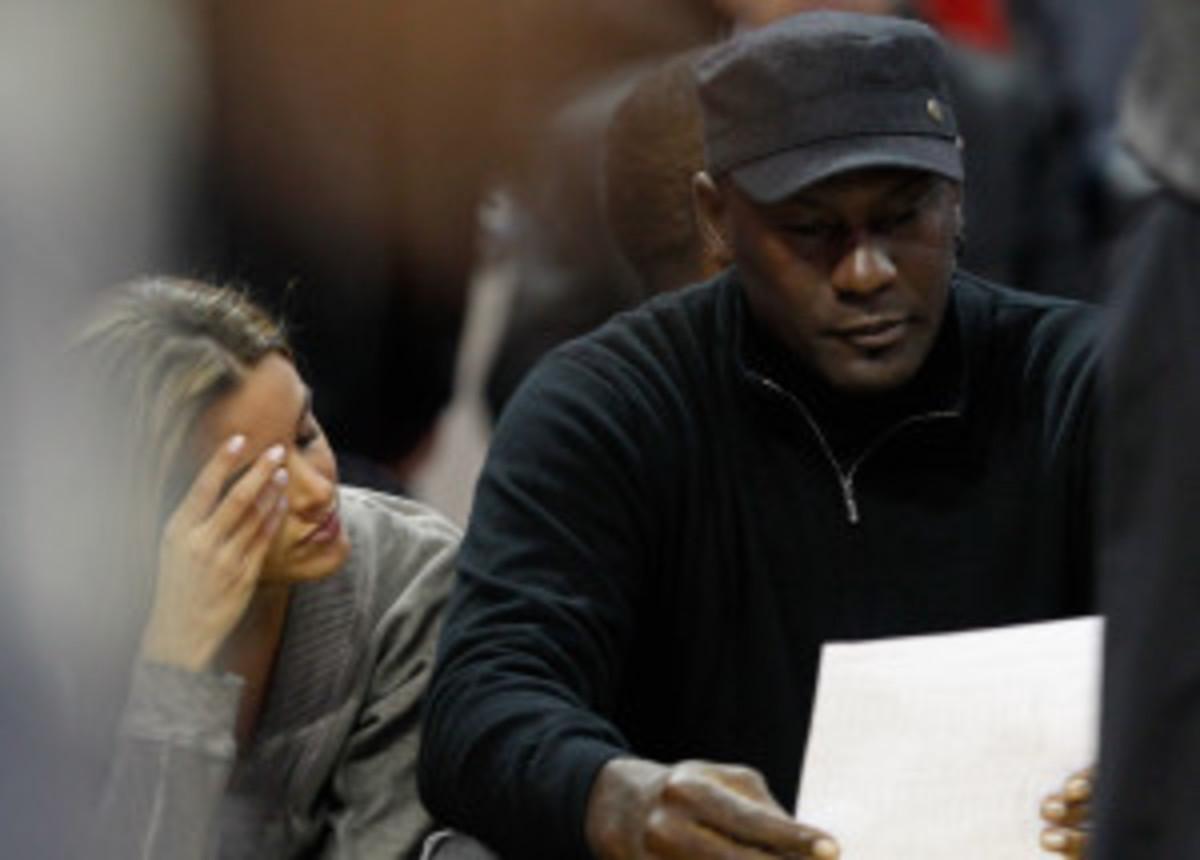 Chicago Bulls v Charlotte Bobcats