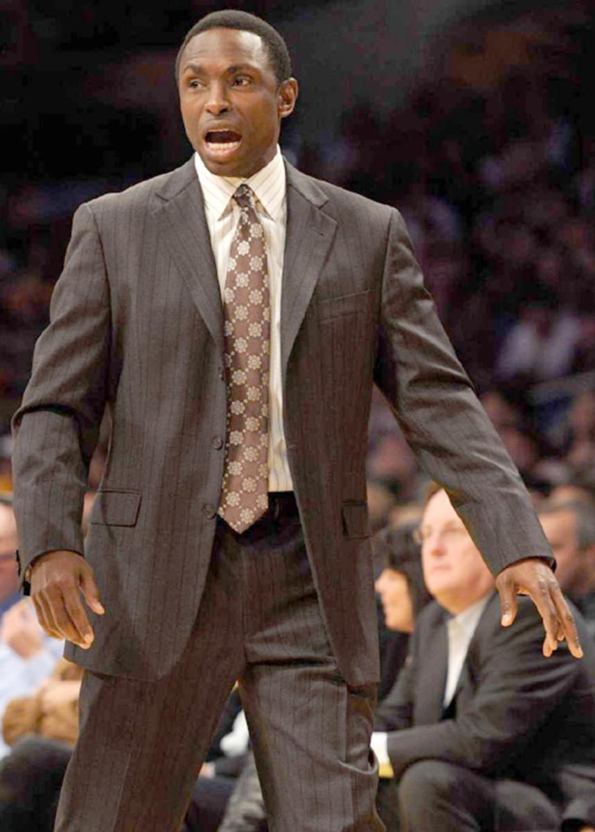 Avery Johnson, Nets