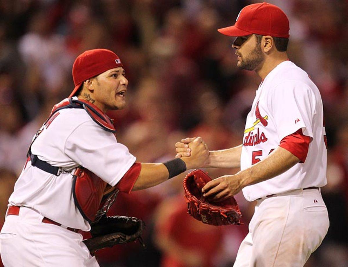 Jaime Garcia, Cardinals