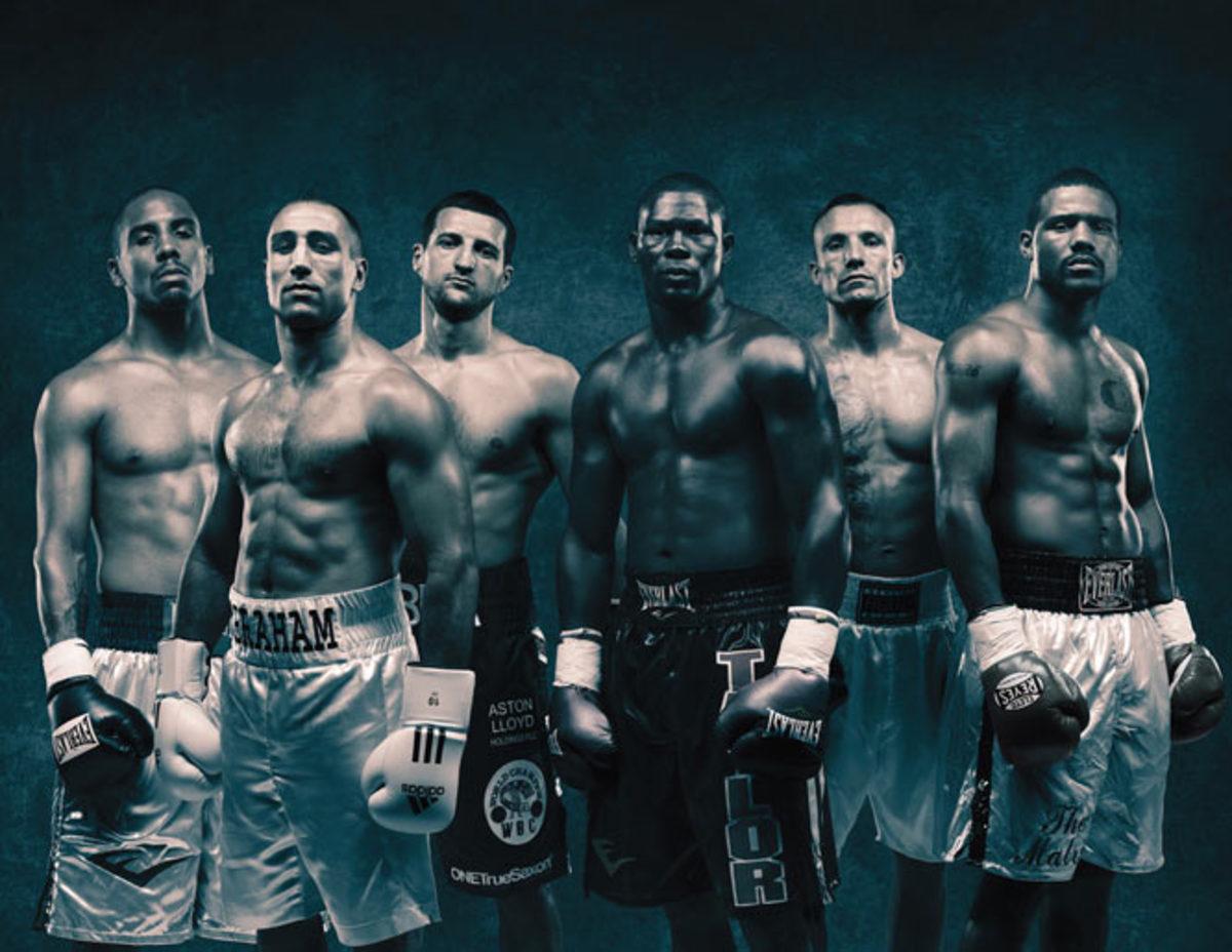 Super Six Boxing Tournament - Sports Illustrated