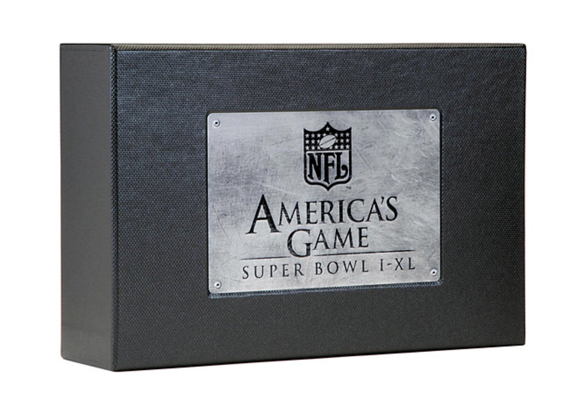 America's Game DVD Collector Set