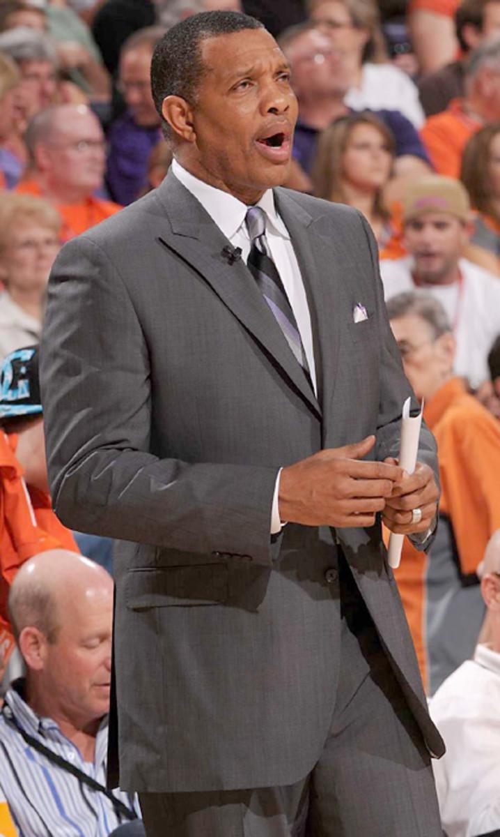 Alvin Gentry, Suns