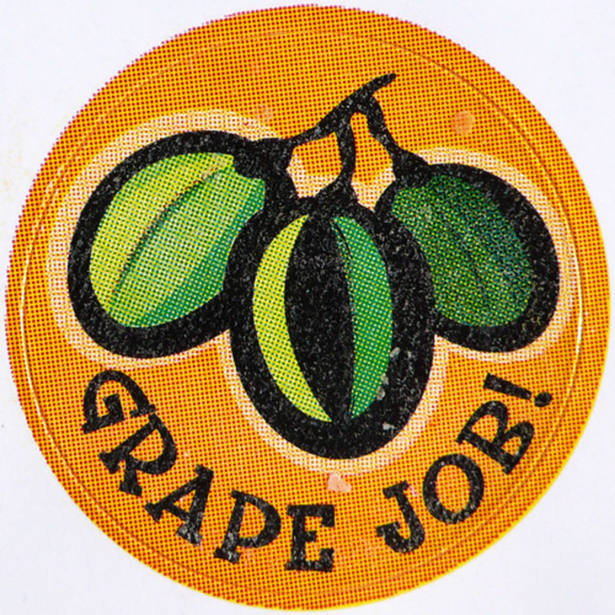 grape job