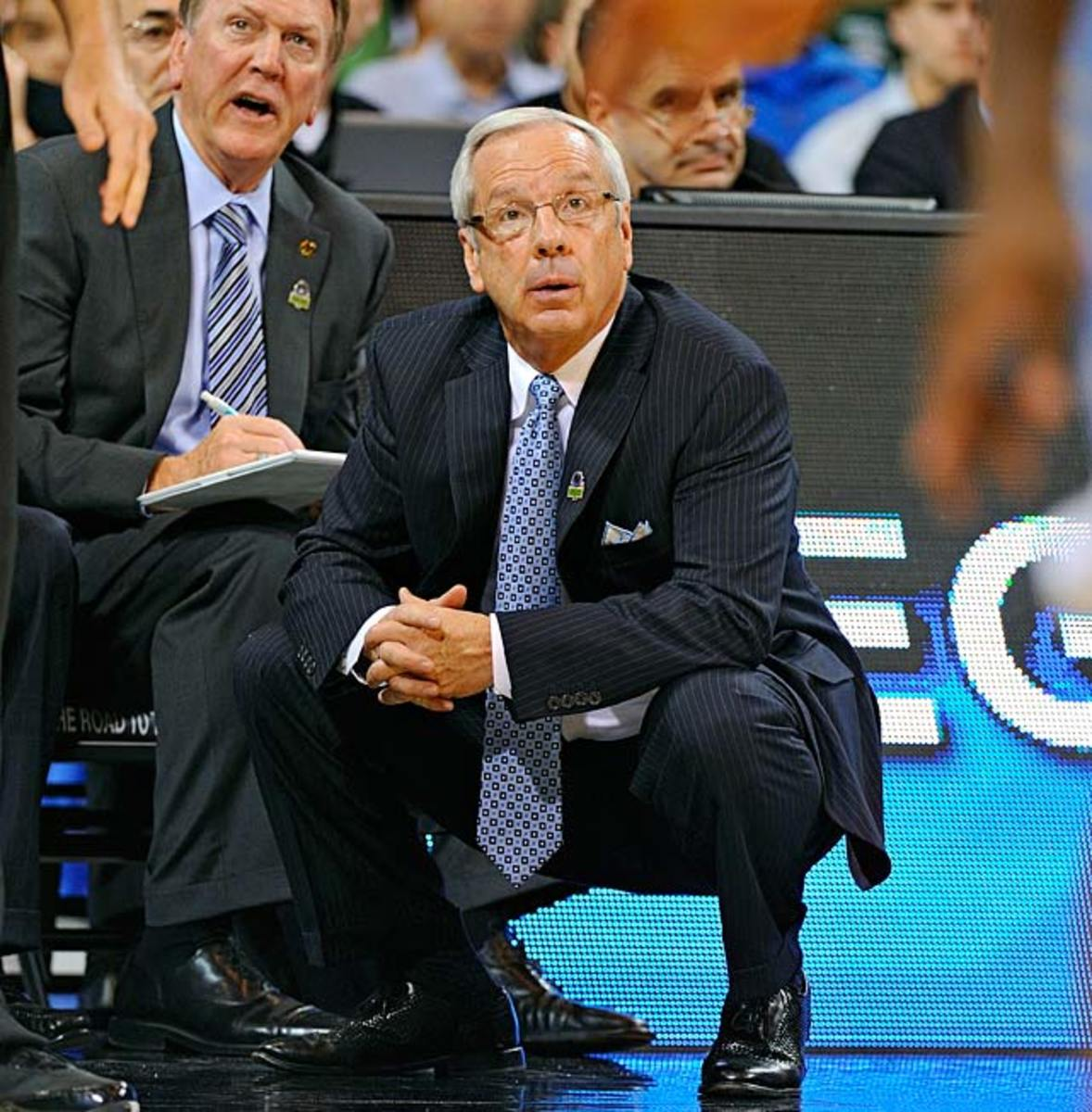 Trouble Brewing At UNC