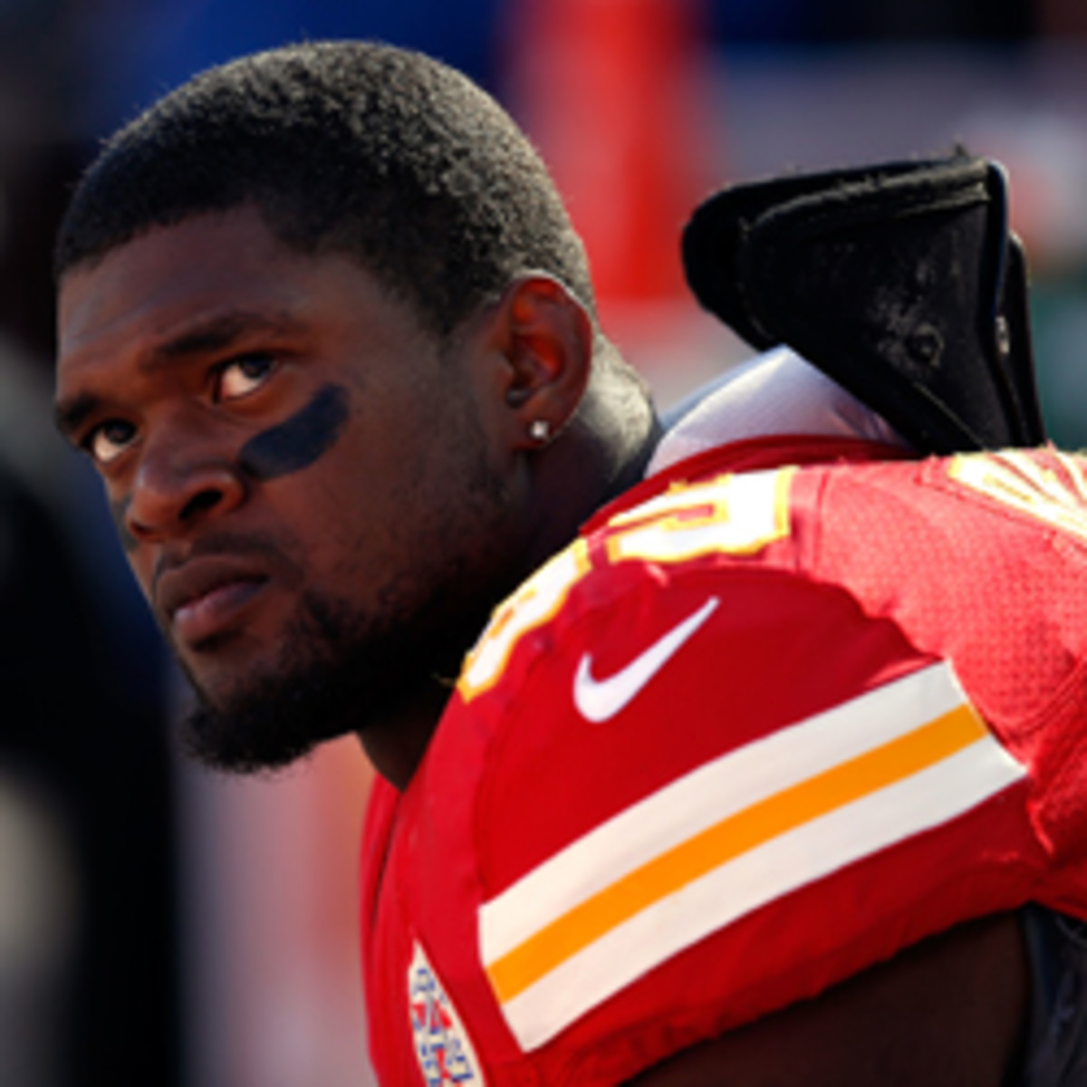 A final police report details the turmoil in Jovan Belcher's life prior to his murder-suicide. (Jamie Squire/Getty Images)
