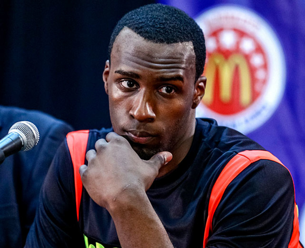 Shabazz Muhammad's Troubles