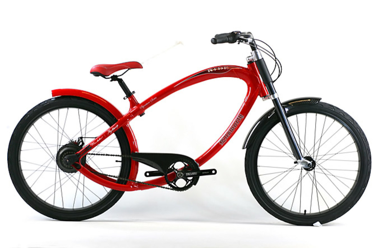 The RIDE by Ellsworth Handcrafted Bikes