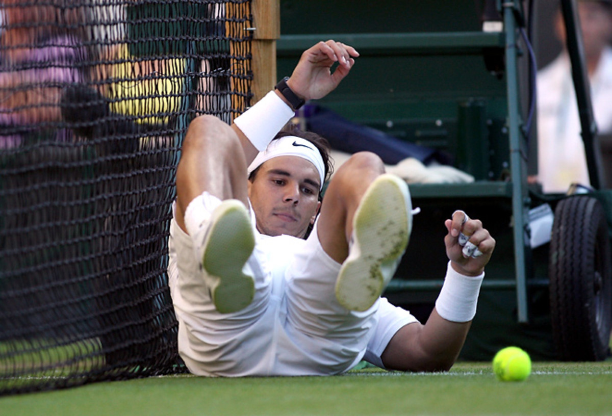 Rosol Takes Down Nadal