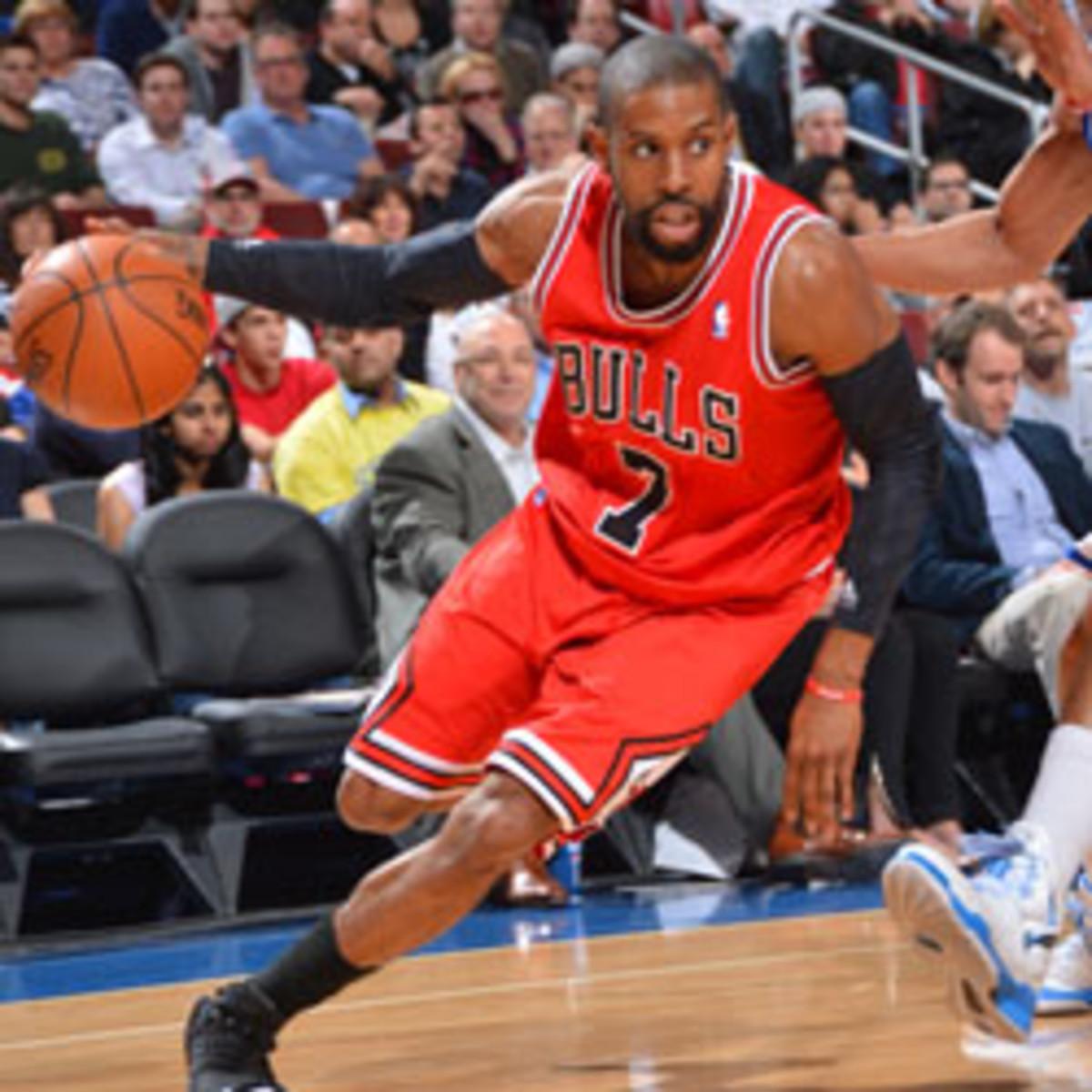 C.J. Watson, Chicago Bulls