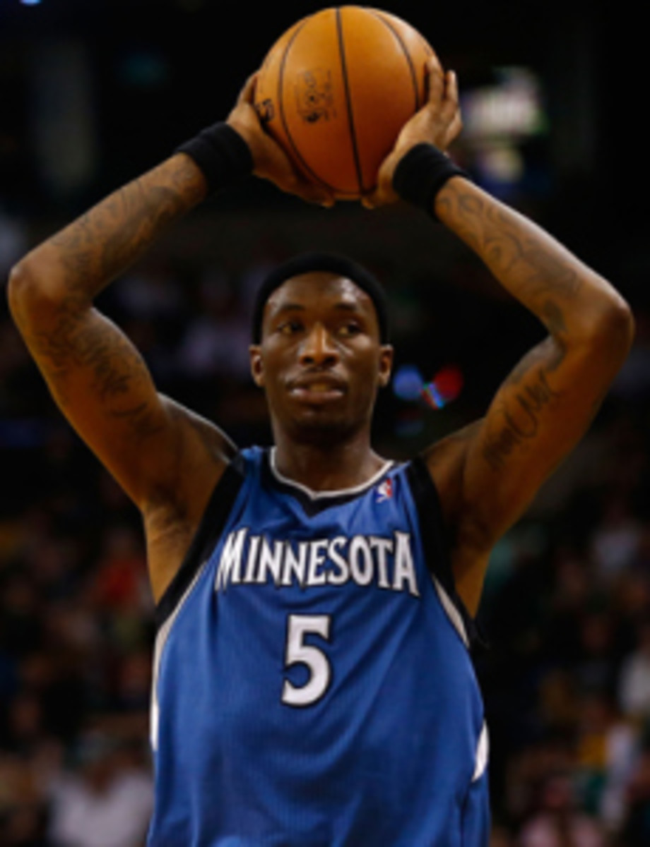 Josh Howard will be released by the Timberwolves. (Jared Wickerham/Getty Images)