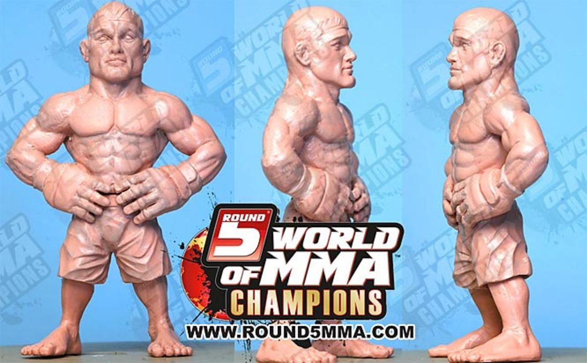 MMA Action Figures