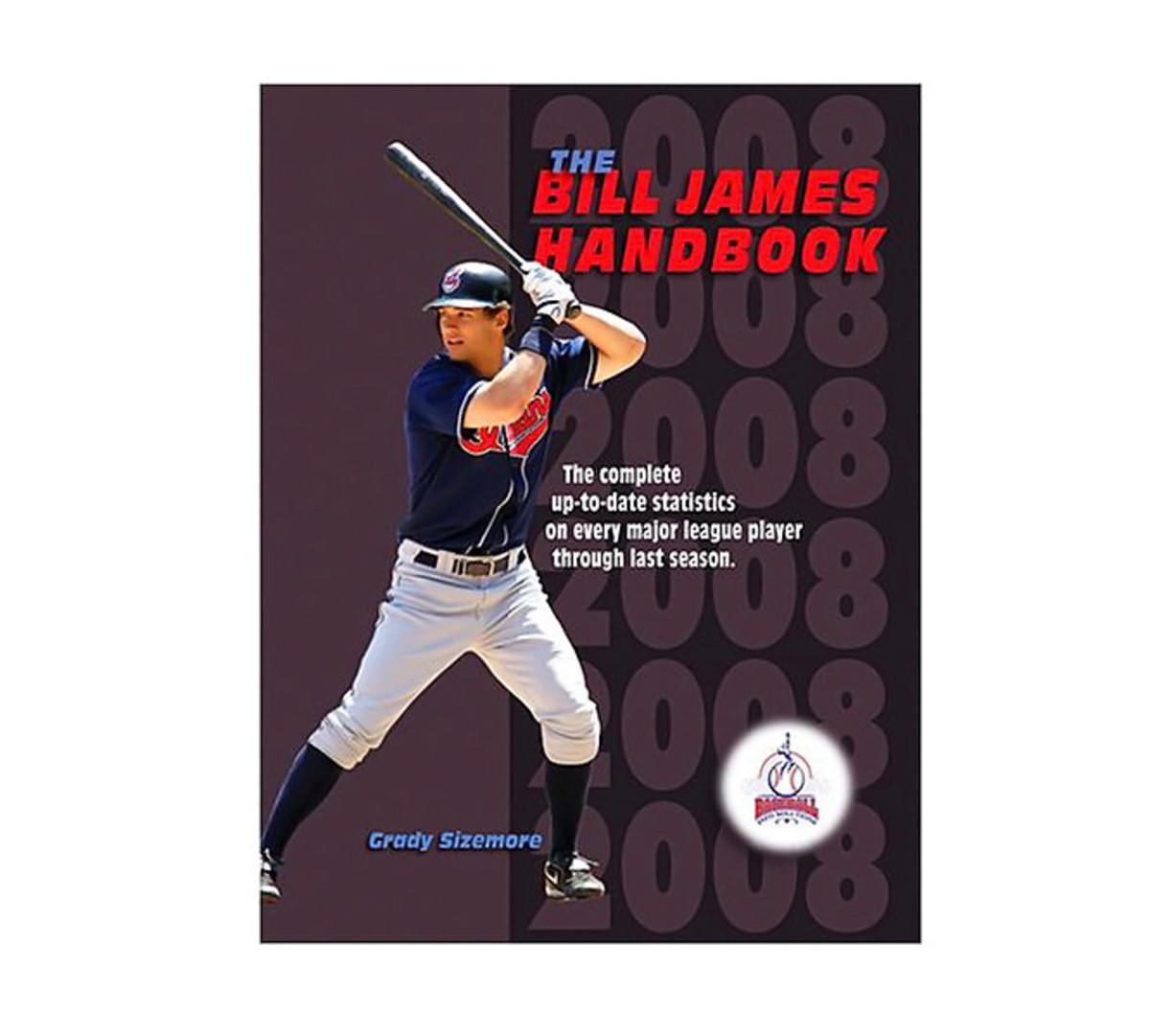 The Bill James Handbook 2008