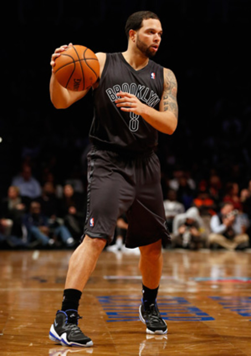 Deron Williams has been criticized after the Nets fired coach Avery Johnson. (Mike Stobe/Getty Images)