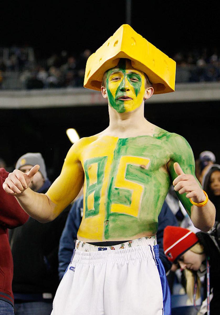Week 15: Packers vs. Patriots
