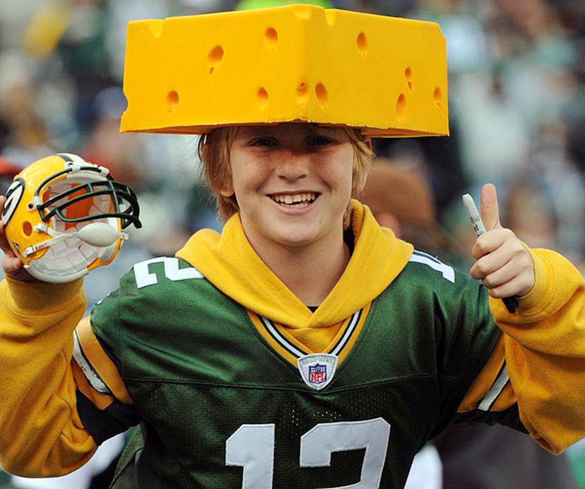 Week 8: Packers vs. Jets