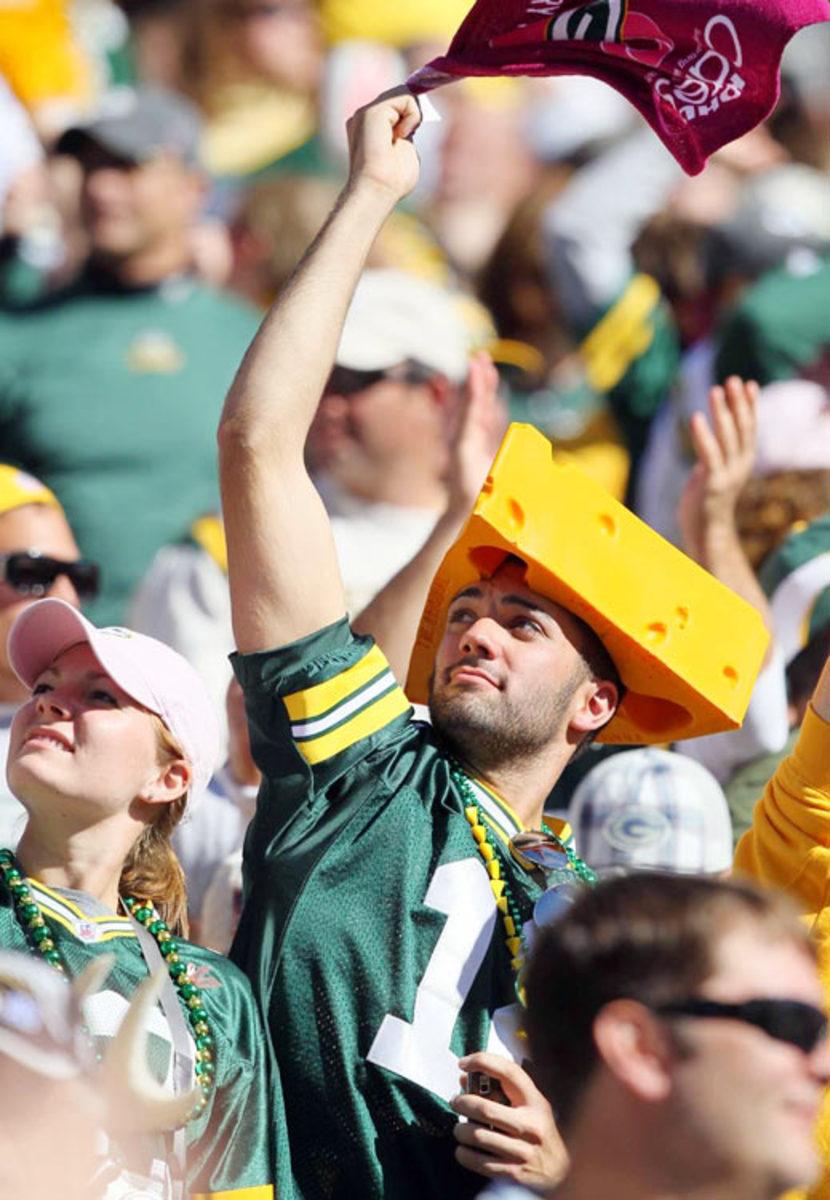 Week 4: Packers vs. Lions