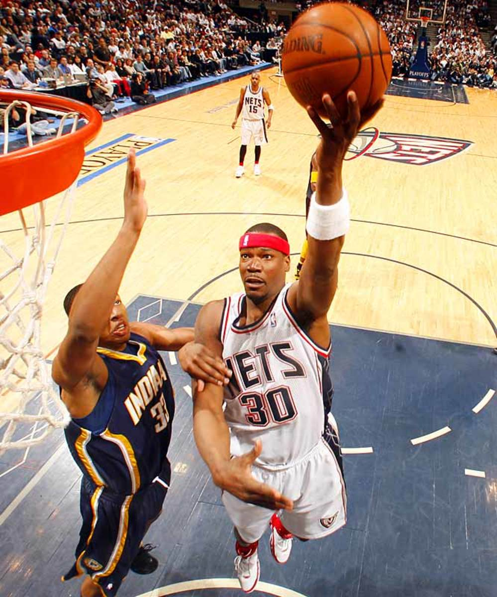 Clifford Robinson, New Jersey Nets