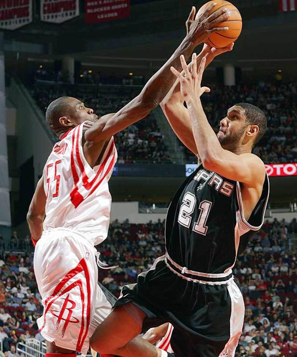 Dikembe Mutombo, Houston Rockets