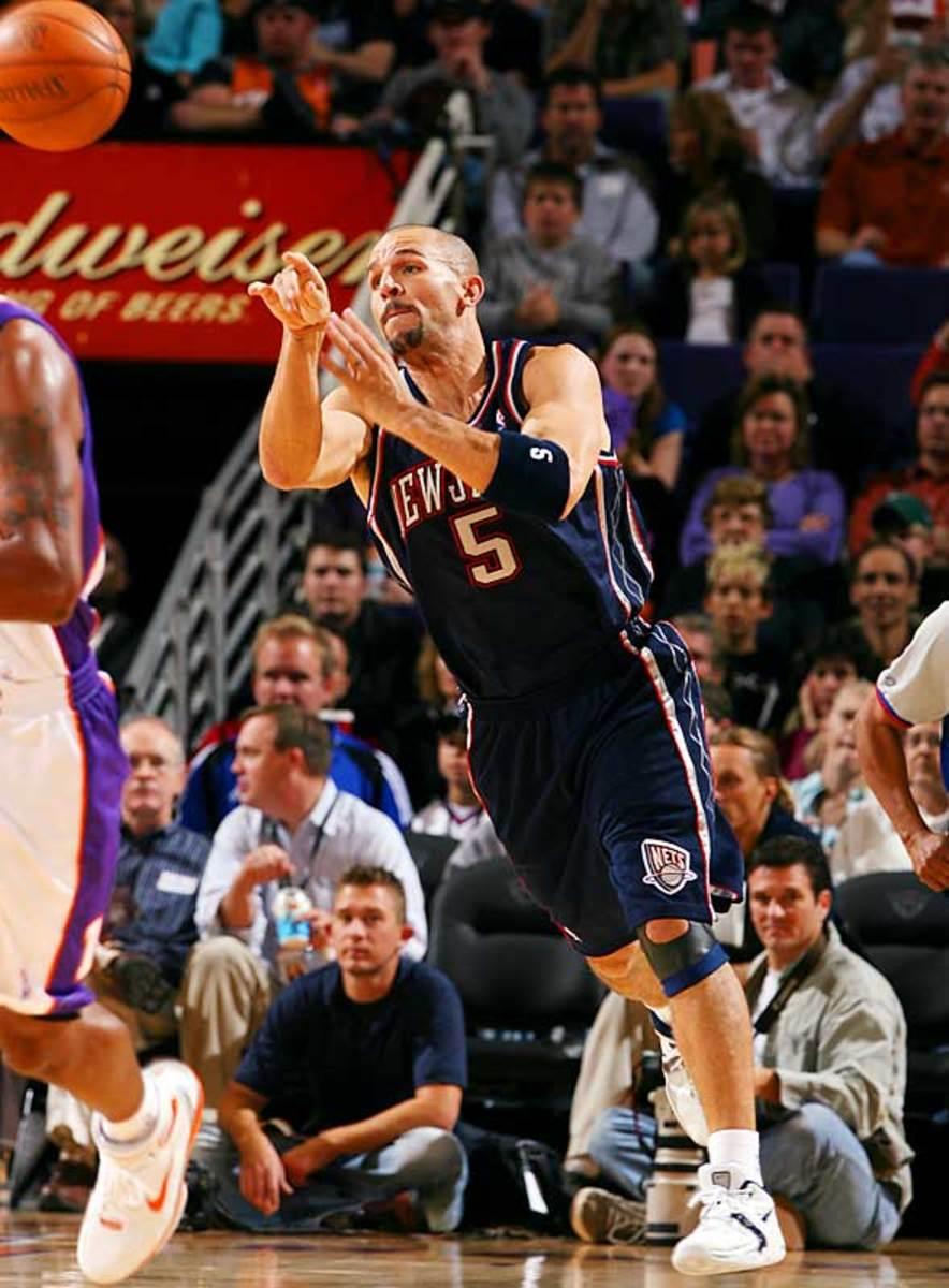 Jason Kidd, New Jersey Nets
