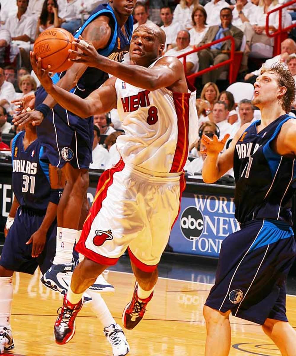 Antoine Walker, Miami Heat