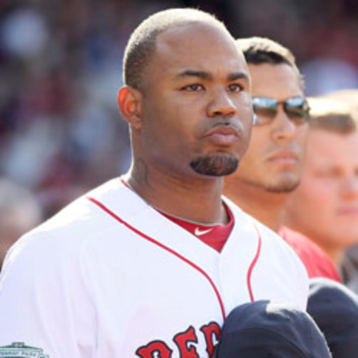 Carl Crawford, Boston Red Sox