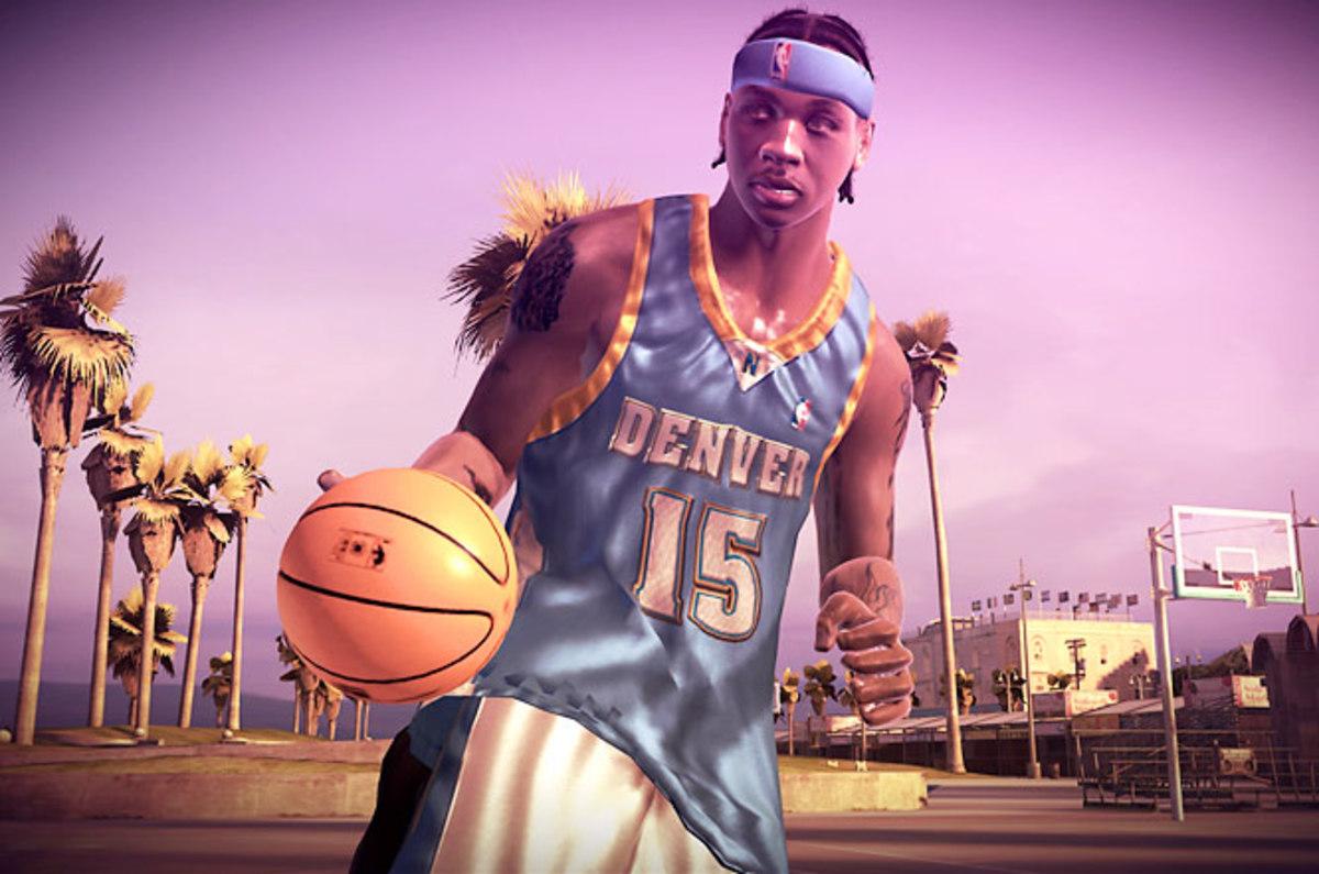 NBA Street Homecourt (XBOX 360, PS3)
