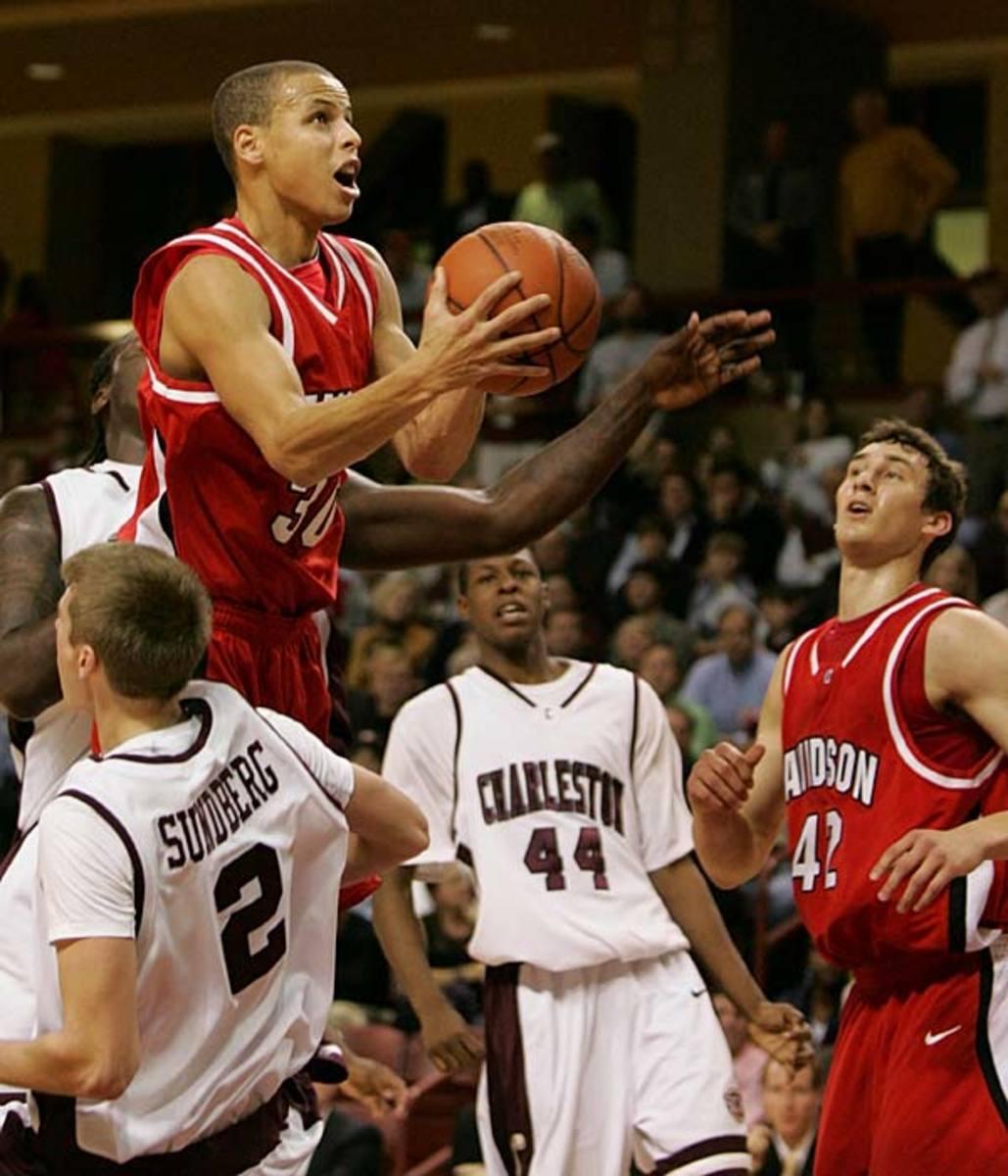Davidson at Duke, 7 p.m. Wednesday, ESPN