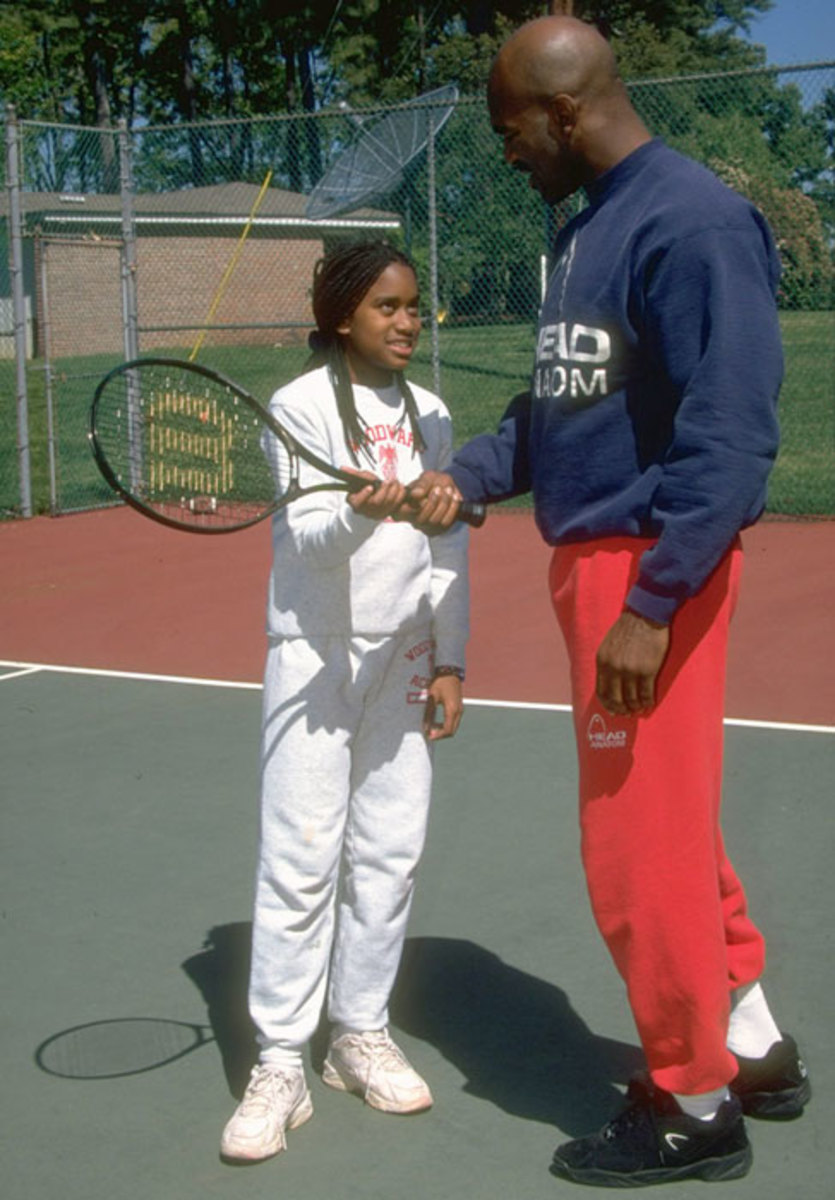 Evander and Evette Holyfield
