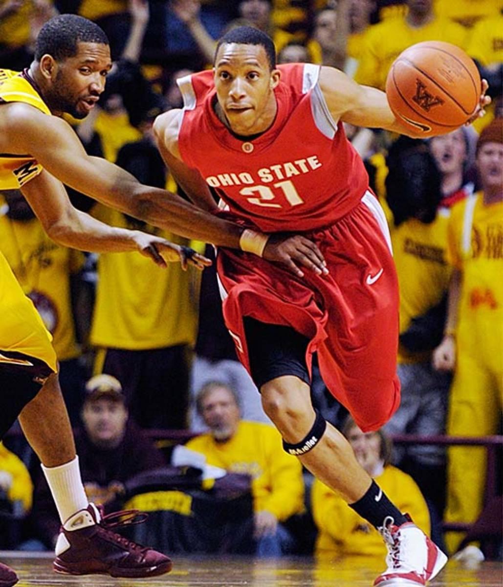 Ohio State at Michigan State, 7 p.m. Tuesday, ESPN 2