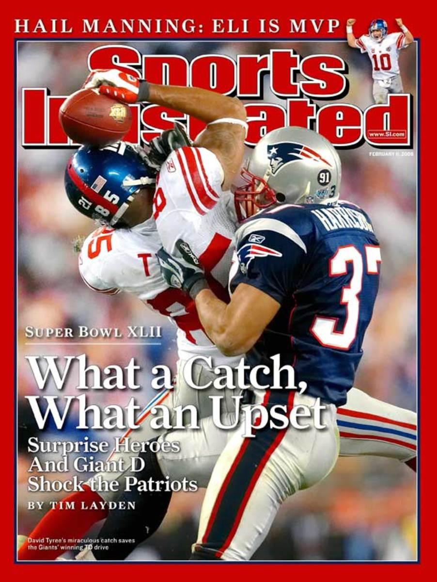 Giants 17, Patriots 14