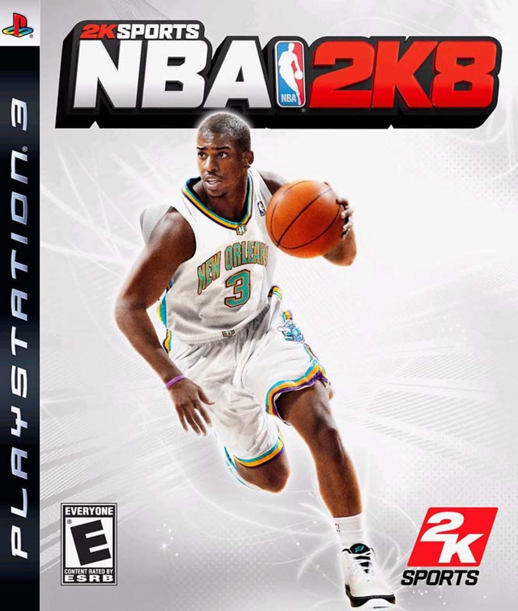 NBA 2K8 (2K)