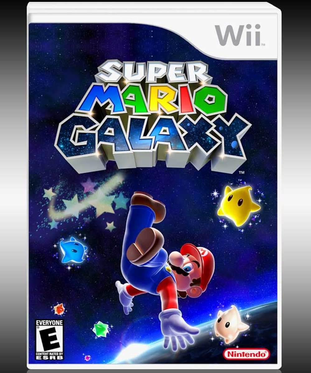 Super Mario Galaxy (Nintendo)