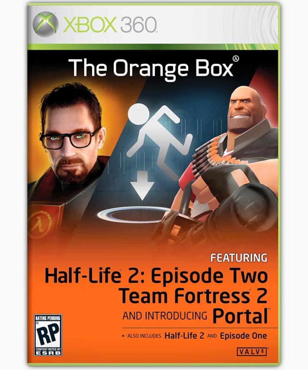 Orange Box (EA)