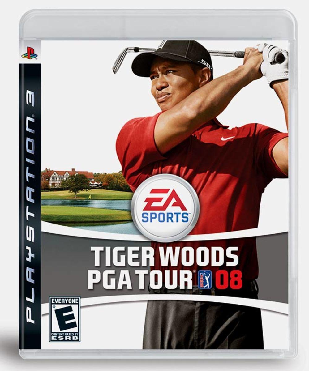 Tiger Woods PGA Tour 08 (EA)