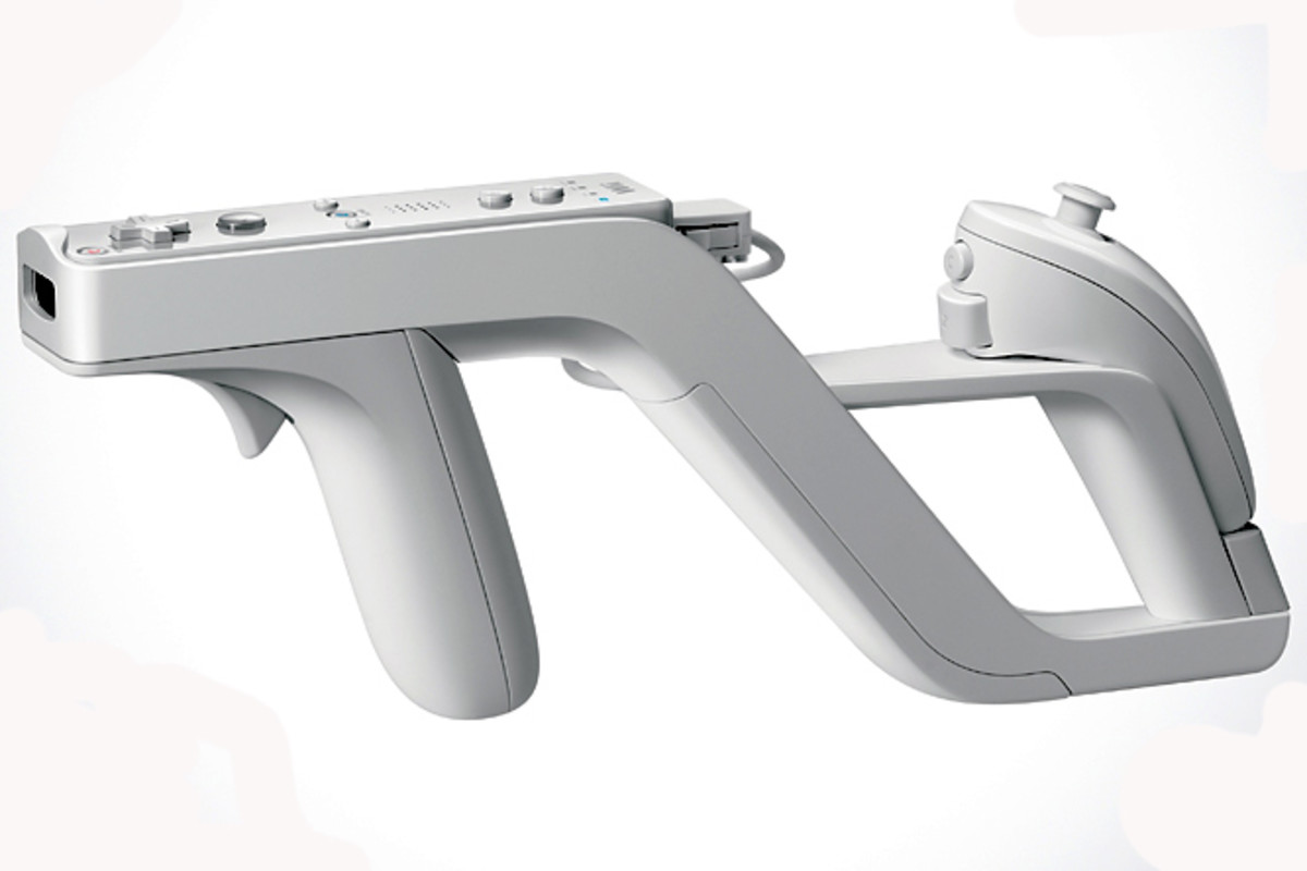 Wii Zapper (Nintendo)