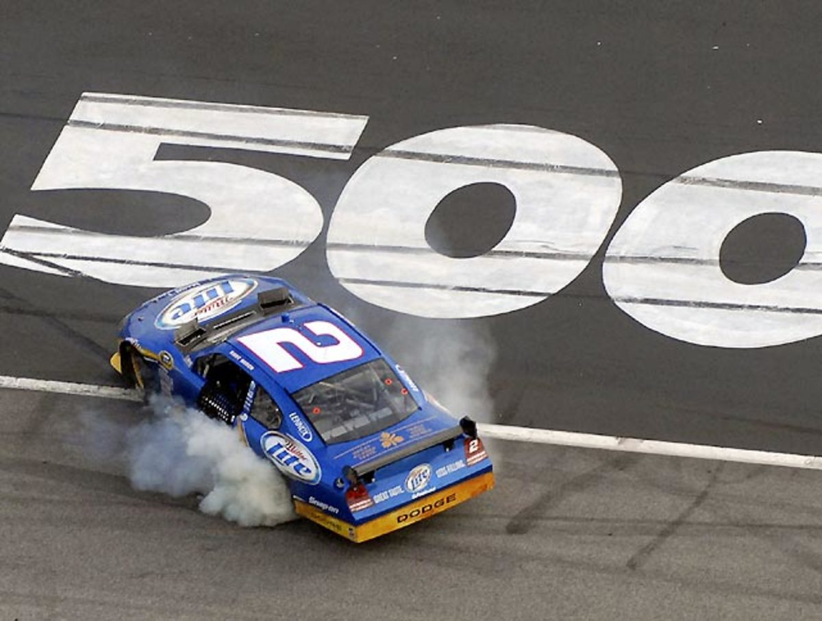 Kobalt Tools 500 At Atlanta -- Kurt Busch