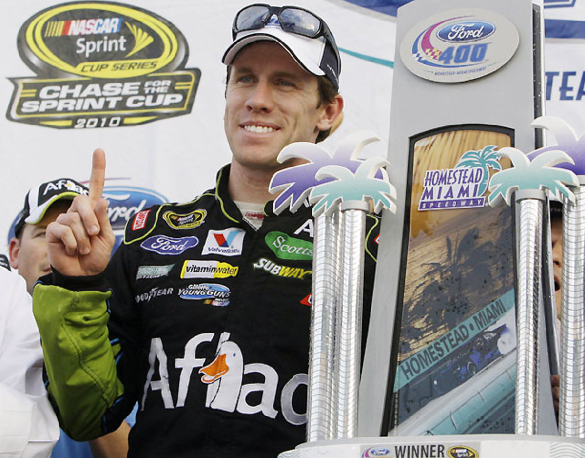 Ford 400 at Homestead: Carl Edwards