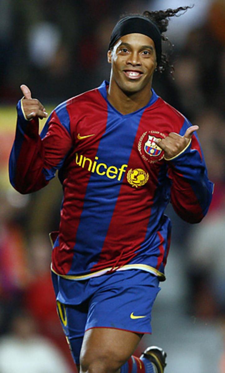 Sid Lowe: Barcelona's Team of the Decade, 2000-2010 ...