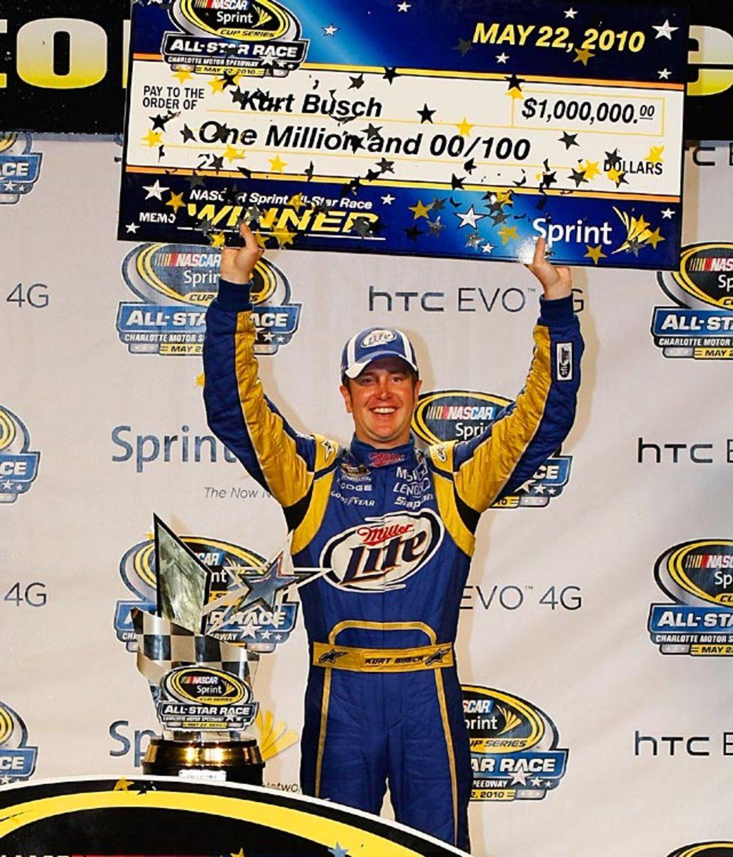 All-Star Race: Kurt Busch