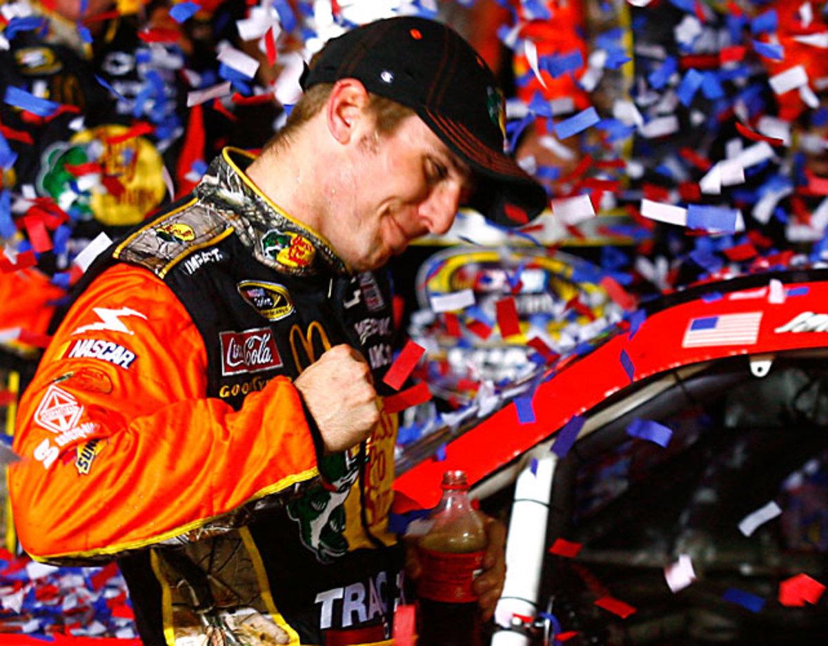 NASCAR Banking 500 at Charlotte: Jamie McMurray