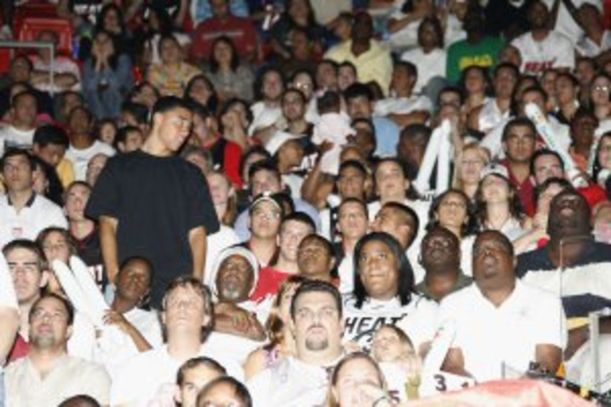 Miami Heat Free Viewing Party