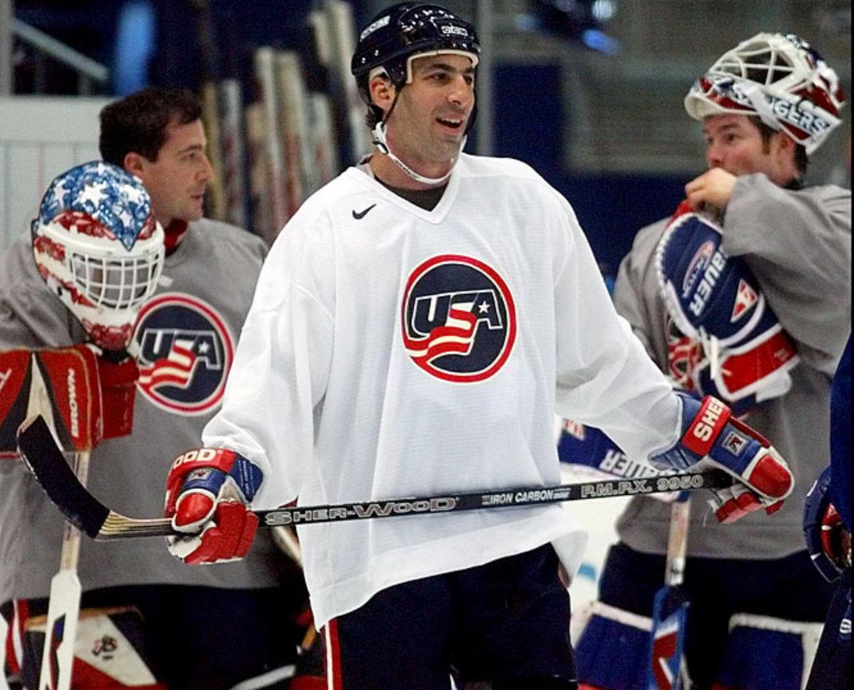 U.S. men's hockey team