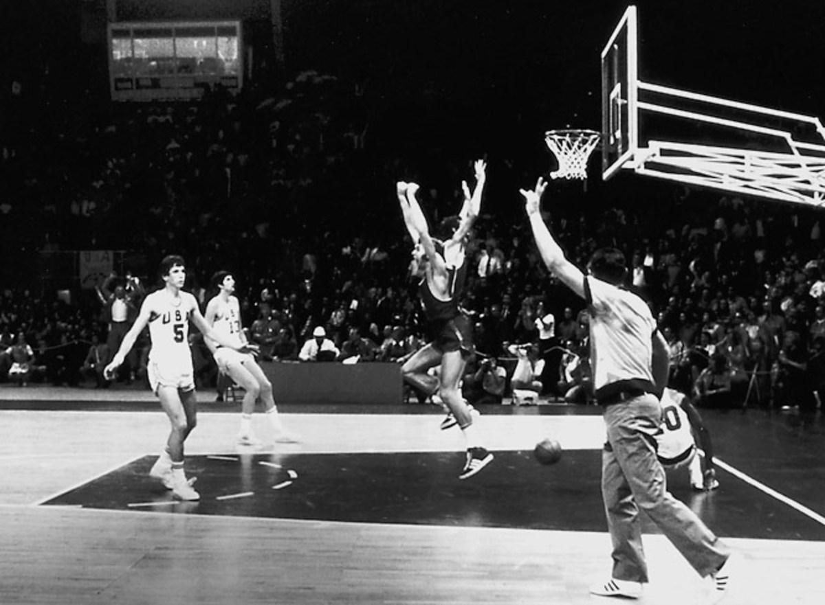 U.S. men's basketball team